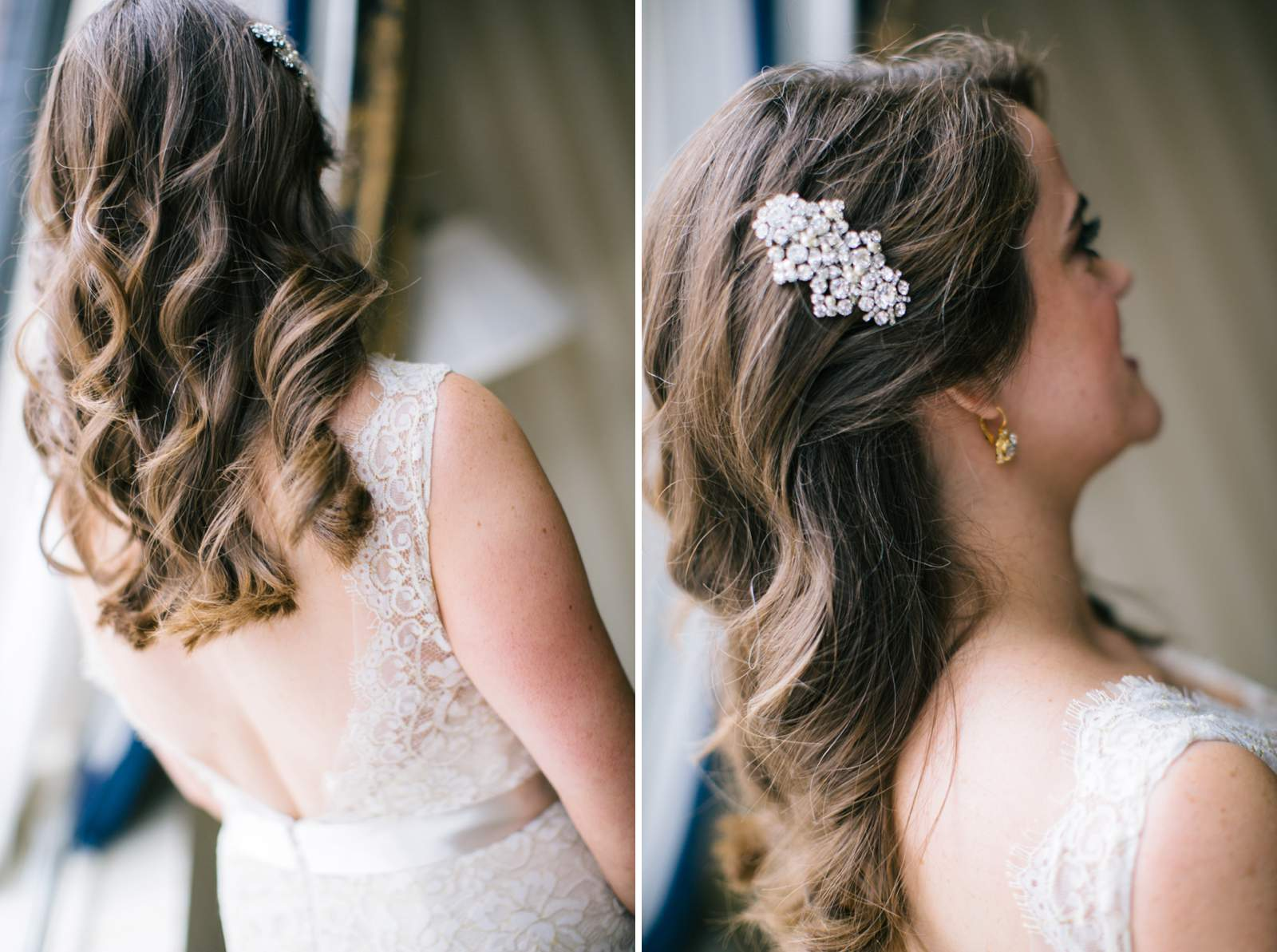 Boston Wedding Photography, getting ready, Langham hotel, bride, hair, hairstyle