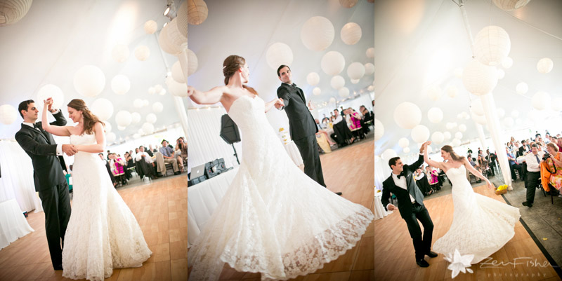 Blithewold Mansion Wedding, wedding reception, bride and groom, first dance, wedding portraits