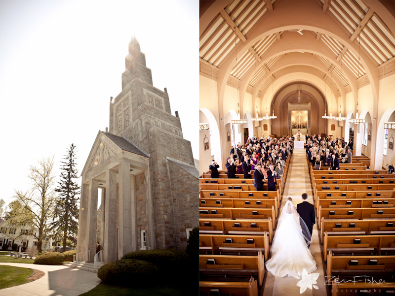 Boston Wedding Photography Wentworth By The Sea Chapel Ceremony