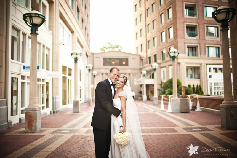 bride & groom, wedding portrait, romantic wedding photography, zev fisher photography, boston bridal