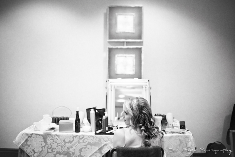 Boston Bridal, Bride Getting Ready, Bridesmaids, Black and White wedding photography, bridal makeup