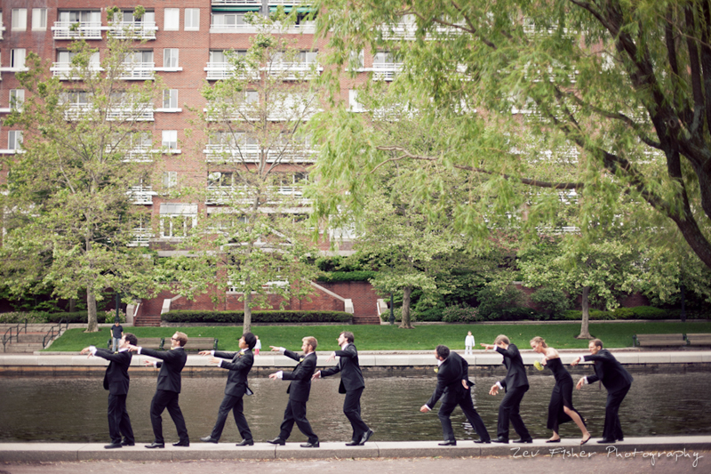 Boston Bridal, groomsmen, bridal party, wedding portraits, boston weddings, charles river weddings