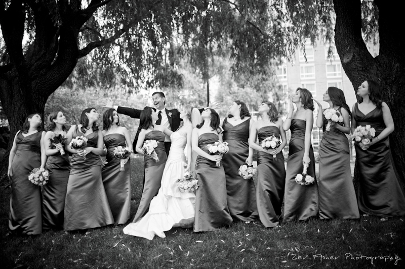 Boston Bridal, groomsmen, bridesmaids, bridal party, wedding portraits, boston weddings