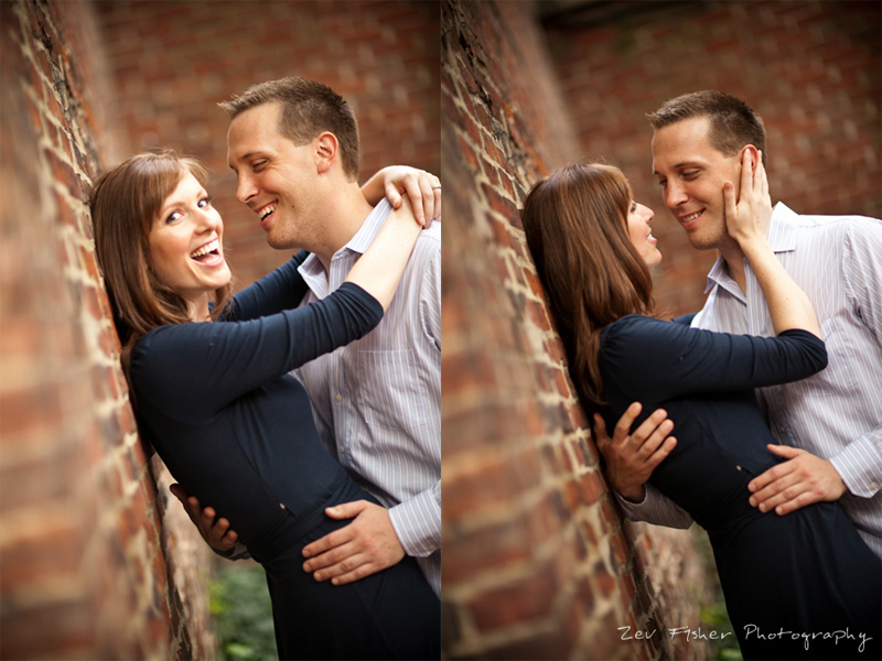 boston engagement portraits, engaged, save the date, engagement session, bride & groom to-be