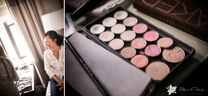 Boston Public Library Weddings, Bride Getting Ready, Bridal makeup, Boston Bridal, Bridal Details
