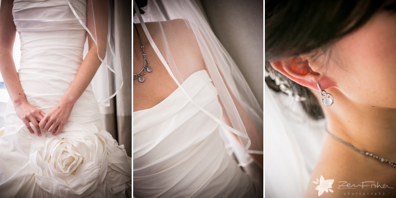 Boston Public Library Weddings, Bride Getting Ready, Wedding Gown, Boston Bridal, Bridal Portraits