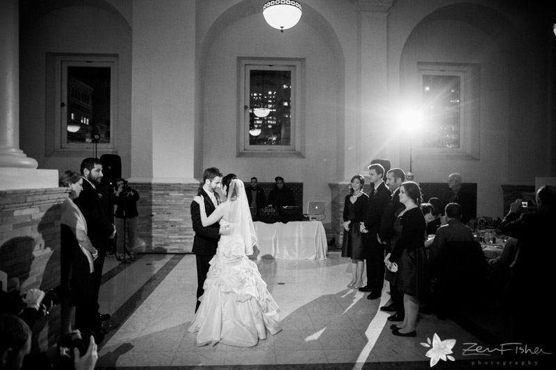 Boston Public Library Weddings, Bride and Groom, Wedding Reception, First Dance, Wedding Portraits