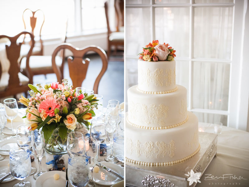 Chatham Bars Inn Wedding, Cape Cod Wedding, Reception Details, Floral Design, Tablescapes, Cake