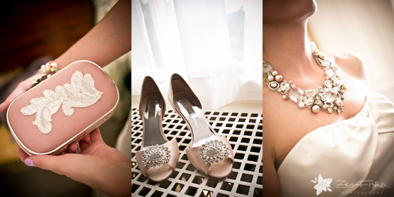 crane estate wedding, boston bridal, bride, bridal details, bridal heels, bridal jewelry