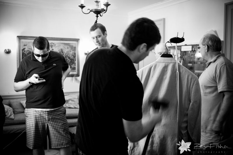 crane estate wedding, groomsmen getting ready, bridal party, boston wedding photographers,