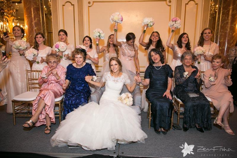 Ashira & Avi - An orthodox Jewish wedding at Boston\'s Fairmont ...
