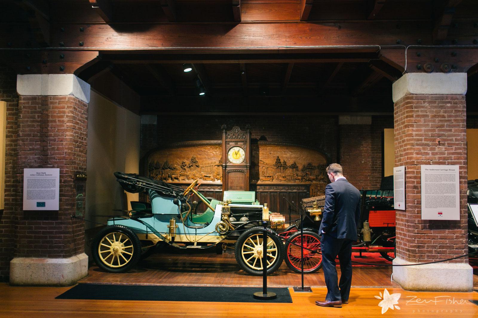 larz anderson auto museum wedding alexa jay boston