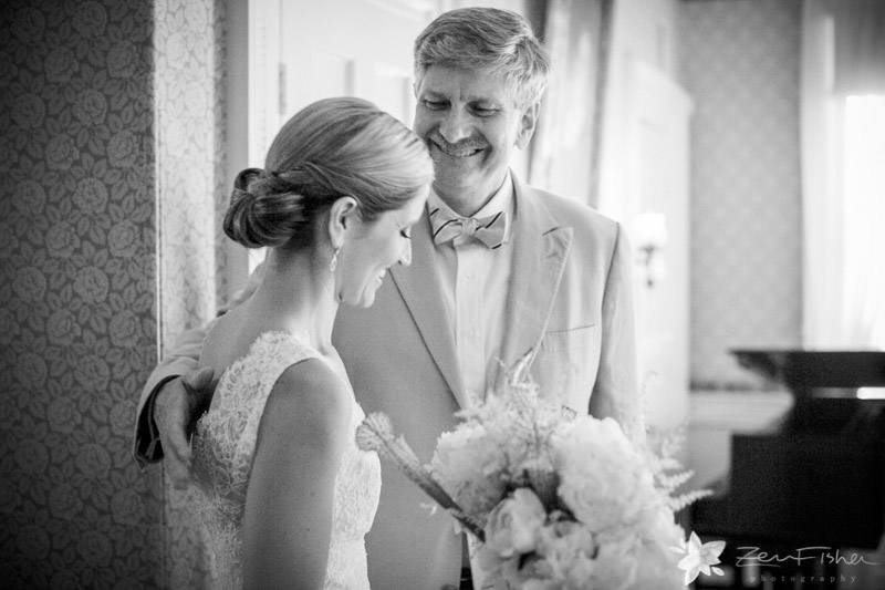 Weddings at the Lyman Estate, Bride, Father of the Bride, Wedding Gown, Boston Bridal
