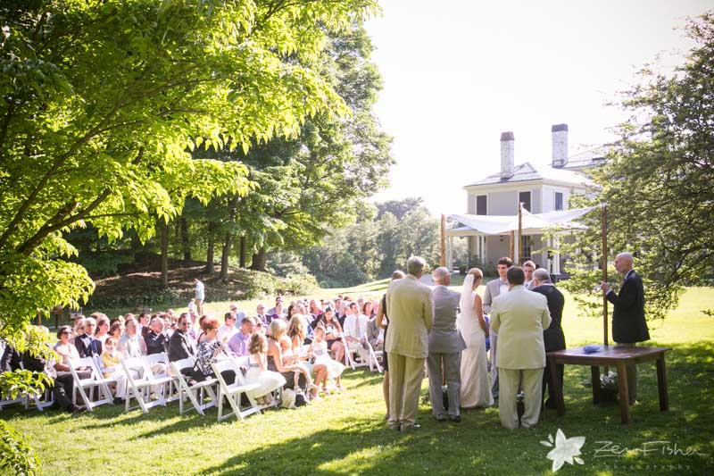 Weddings at the Lyman Estate, Bride and Groom, Wedding Ceremony, Boston Weddings, Boston Bridal