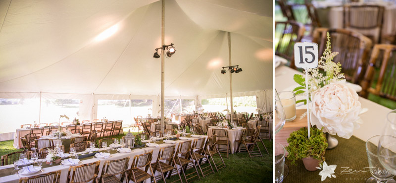 Weddings at the Lyman Estate, Cocktail Hour, Estate Wedding, Tent Wedding, Wedding Flowers
