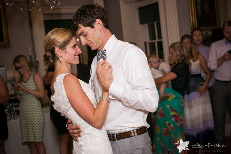 Weddings at the Lyman Estate, Wedding Reception,Bride and Groom, First Dance, Wedding Portraits
