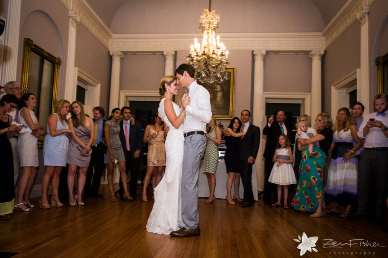 Weddings at the Lyman Estate, Wedding Reception, Bride and Groom, First Dance, Wedding Portraits