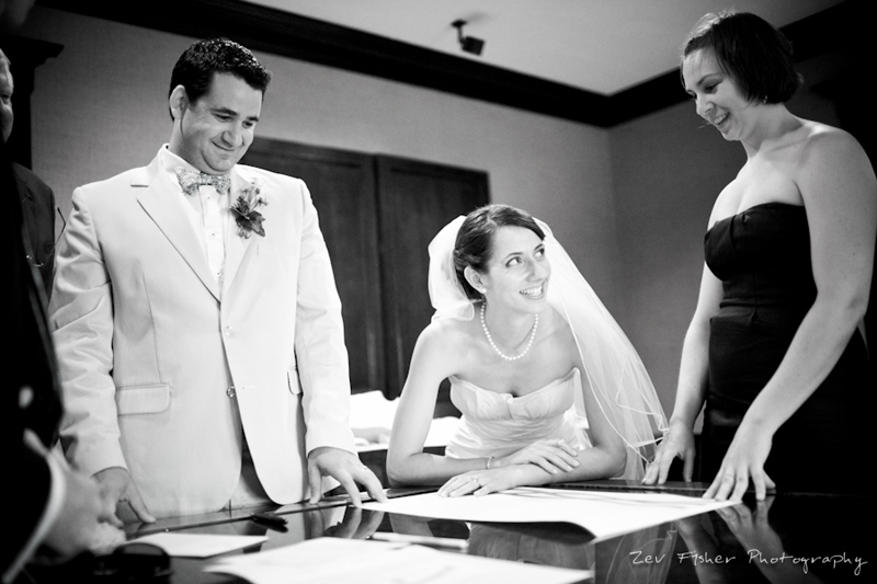 Ocean Edge Resort Wedding, Bride & Groom, Wedding Ceremony, Black and white wedding photography