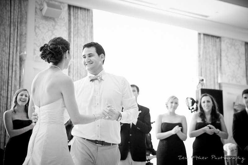 Ocean Edge Resort Wedding, Wedding Reception, Bride & Groom, First Dance, Wedding Portraits