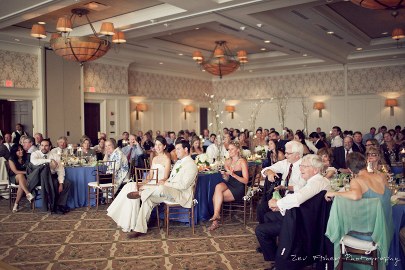 Ocean Edge Resort Wedding, Wedding Reception, Wedding Guests, zev fisher photography