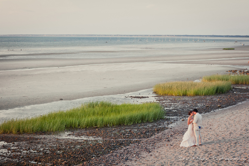 Ocean Edge Resort Wedding, Bride & Groom, Wedding Portraits, Beach Wedding Photos, sunset wedding