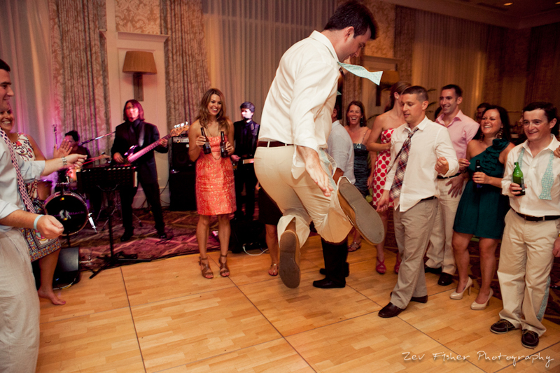 Ocean Edge Resort Wedding, Wedding Reception, Wedding Guests, Dancing