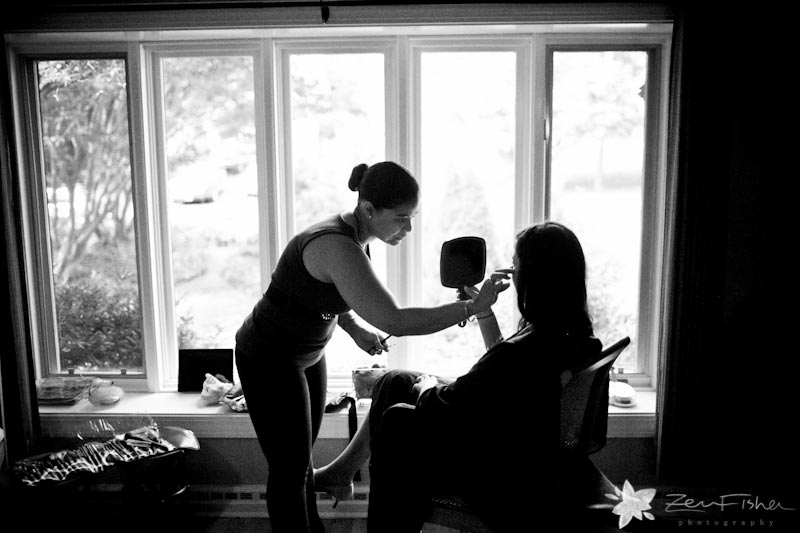 The Pierce House Wedding, Bride Getting Ready, Bridal Makeup, Bridal Portraits, Boston Bridal