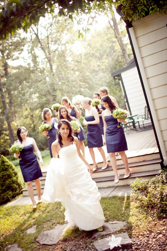 The Pierce House Wedding, Bride, Bridesmaids, Bridal Party, Wedding Portraits, Boston Bridal