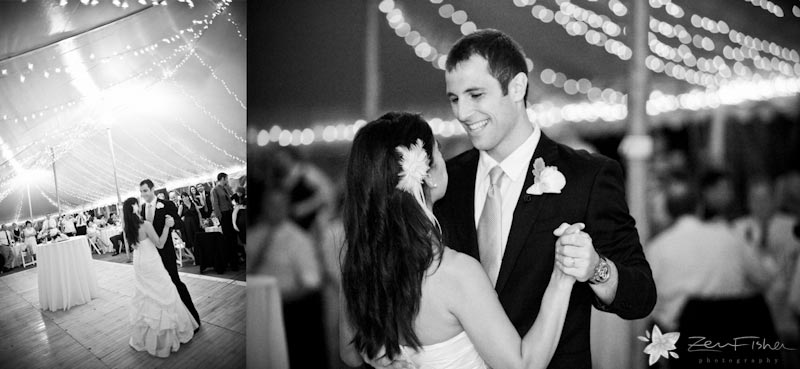 The Pierce House Wedding, Bride and Groom, First Dance, Wedding Reception, Romantic Wedding Portrait