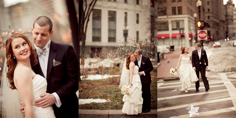 the state room boston, bride and groom, romantic wedding portraits, boston bridal, boston weddings