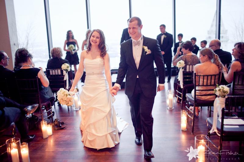 Maureen fisher wedding