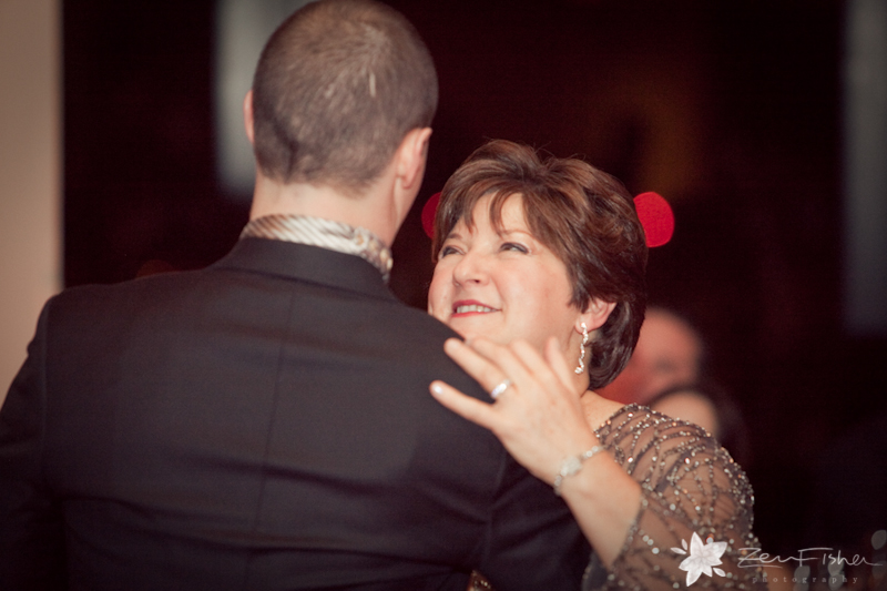 the state room boston wedding, wedding reception, mother-son dance, wedding portraits