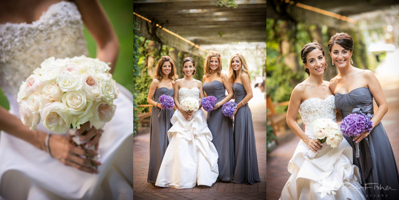The State Room Boston Wedding, Bride, Bridesmaids, bridal party, Boston Bridal, Bridal Bouquets