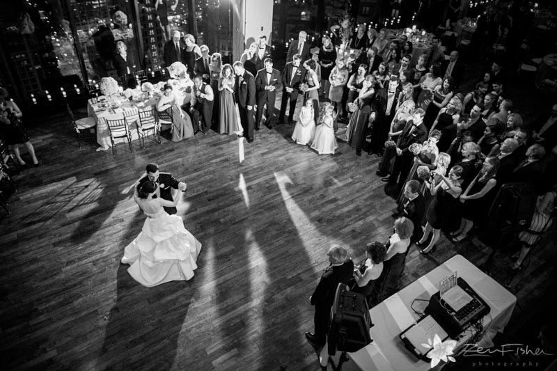 The State Room Boston Wedding, Wedding Reception, Bride and Groom, First Dance, Wedding Portrait