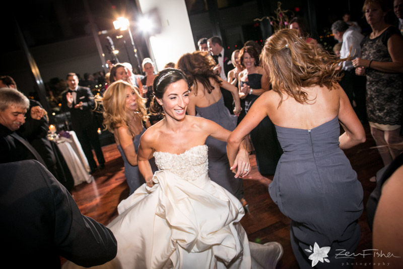 The State Room Boston Wedding, Wedding Reception, Wedding Guests, Bride, Bridesmaids, Dancing