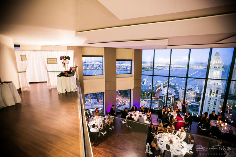 The State Room Boston Wedding, boston cityscape, boston wedding venues, Boston Weddings