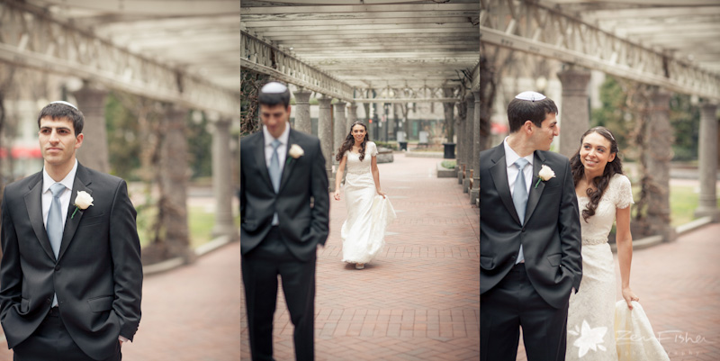 The State Room Boston Wedding, Boston Bridal, Bride and Groom, First Look, Wedding Portraits