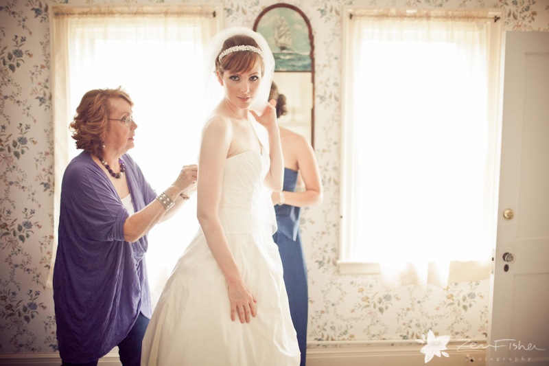 Tyrone Farm Wedding, Bride Getting Ready, Bridal Portrait, Boston Bridal, Wedding Gown
