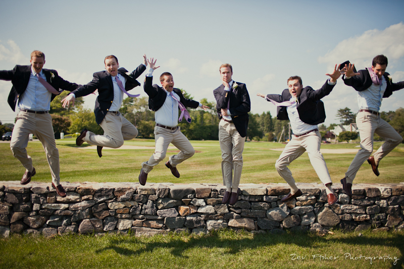 boston wedding photographers, zev fisher photography, bridal party, groomsmen, wedding portraits