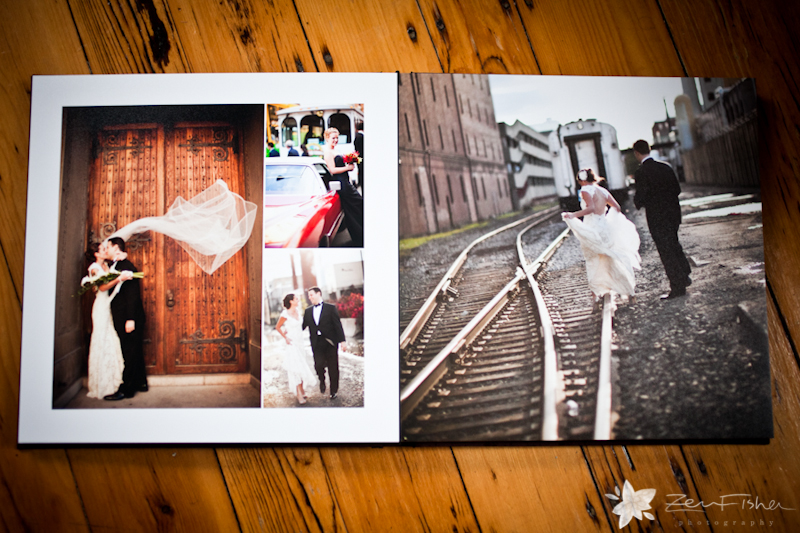 Wedding Album Design Boston Albums Flush Mounted Bride Groom
