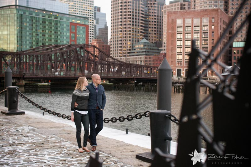 fort point, boston engagement session, boston weddings,