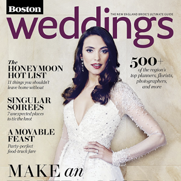 Anna & Hudson <br> Boston Weddings