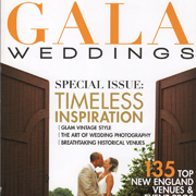 Tales from the Lens <br> Gala Weddings Magazine