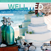 Color Inspiration Board <br> Published in WellWed