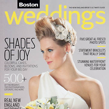 Ask the Photographer <br> Boston Weddings Magazine