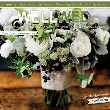 Hallie and Brad <br> Published in WellWed