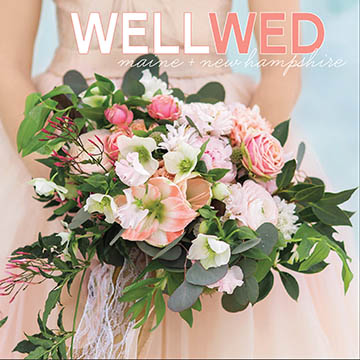 Bridget & Dave <br> Published in WellWed